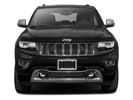 2016 Jeep Grand Cherokee Overland In Germantown Md Criswell Alfa Romeo