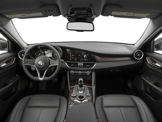 shop the 2018 alfa romeo giulia ti sport awd in germantown, md at