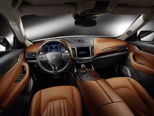 Maserati levante owners manual