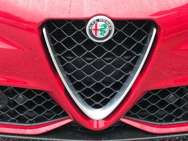 Alfa Romeo GIULIA QUADRIFOGLIO RWD In Germantown MD - Alfa romeo driving gloves