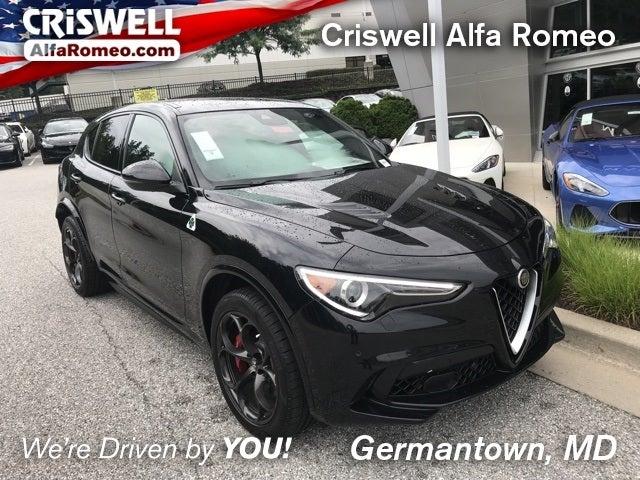 2018 Alfa Romeo Stelvio Quadrifoglio Awd In Germantown Md