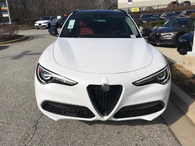 2019 Alfa Romeo Stelvio Sport Awd In Germantown Md Washignton