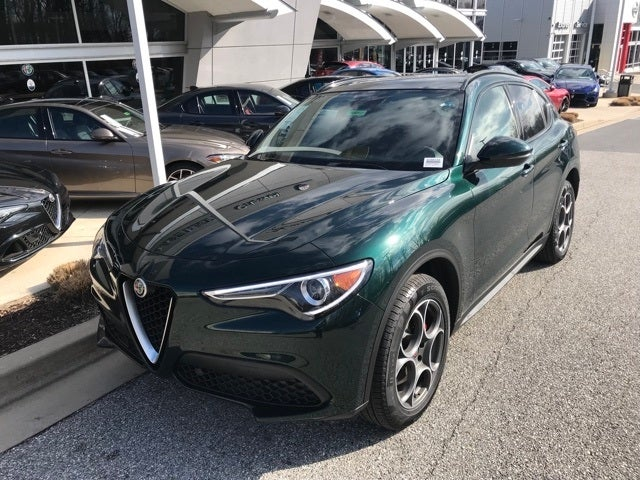 Shop The 2019 Alfa Romeo Stelvio Sport Awd In Germantown Md At