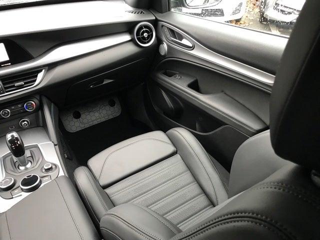 Shop The 2019 Alfa Romeo Stelvio Ti Sport Awd In Germantown Md At