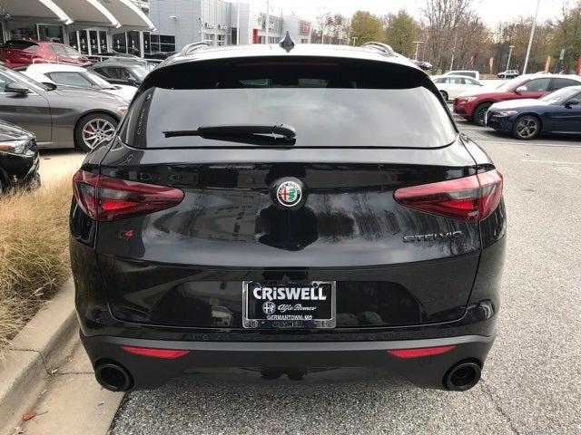Shop The 2019 Alfa Romeo Stelvio Ti Awd In Germantown Md At