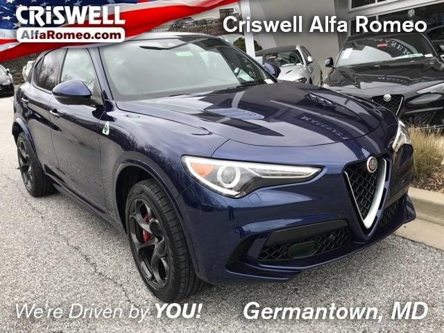 Shop The 2019 Alfa Romeo Stelvio Quadrifoglio Awd In Germantown Md